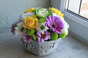 フラワーバレンタインとは何?渡し方やおすすめの花を調査!